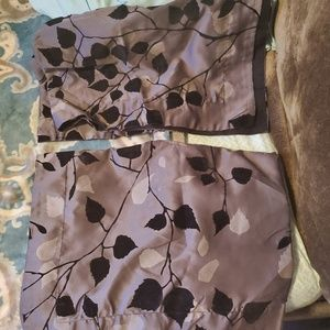 Silver And Black Pillow Cases